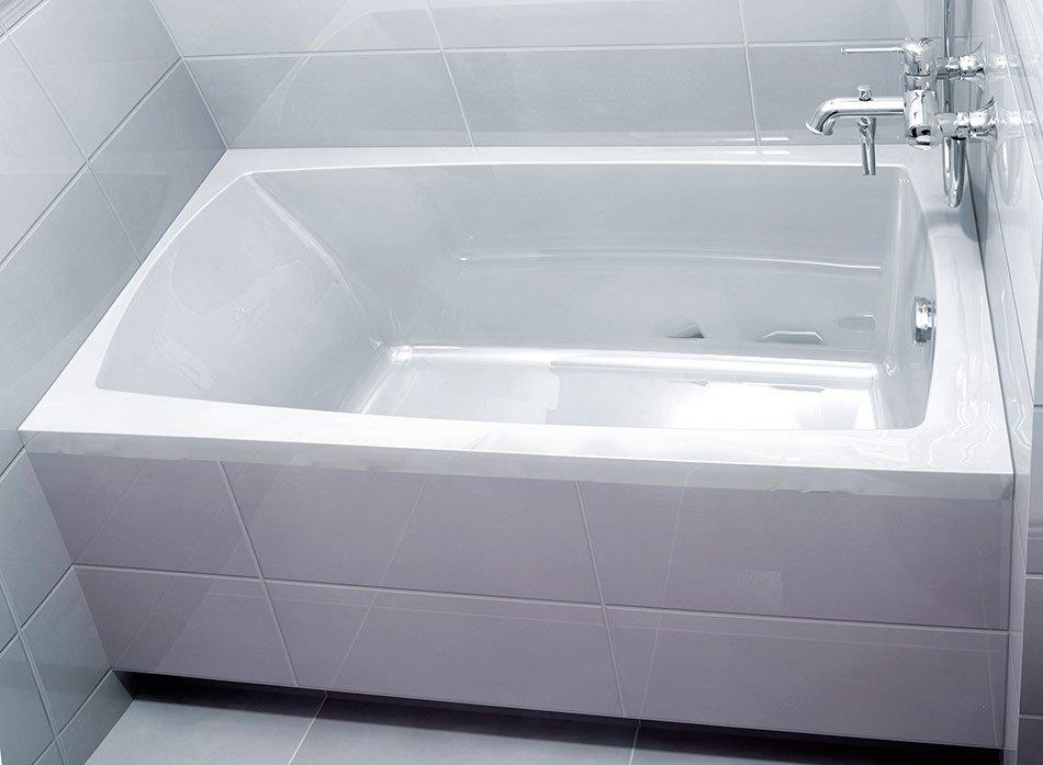 Акриловая ванна коллекция LILY