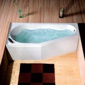 Акриловая ванна коллекция TIGRA