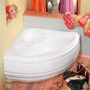 Акриловая ванна коллекция NILA