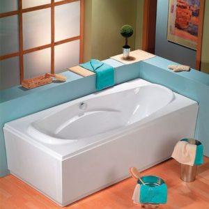 Акриловая ванна коллекция GARDA