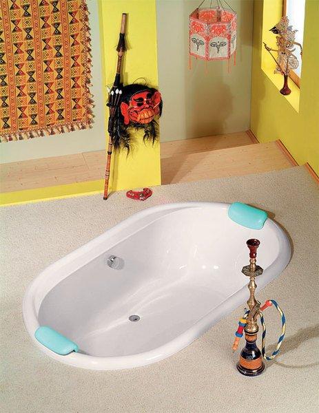 Акриловая ванна коллекция EOLA