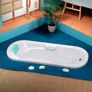 Акриловая ванна коллекция LINDA