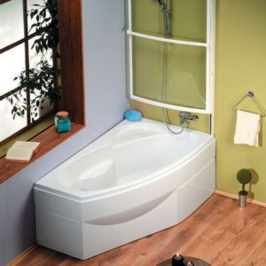 Акриловая ванна коллекция MAMBA