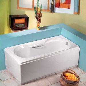 Акриловая ванна коллекция SATINA