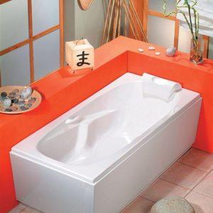 Акриловая ванна коллекция KAMELIE