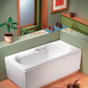 Акриловая ванна коллекция MIRELA