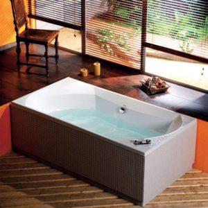 Акриловая ванна коллекция SALSA