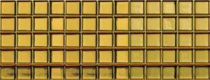 Montblanc Gold Square 45x120