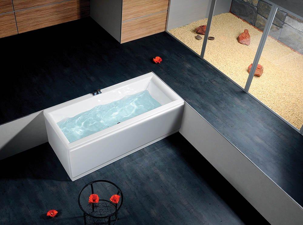 Акриловая ванна коллекция Cleo