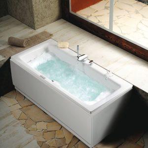 Акриловая ванна коллекция KVADRA