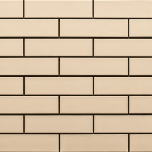 ПЛИТКА ФАСАДНАЯ Krem 24,5 x 6,5 см