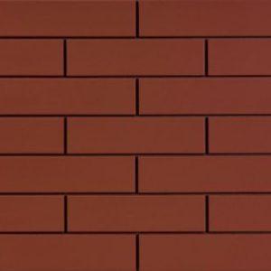 ПЛИТКА ФАСАДНАЯ Rot 24,5 x 6,5 см