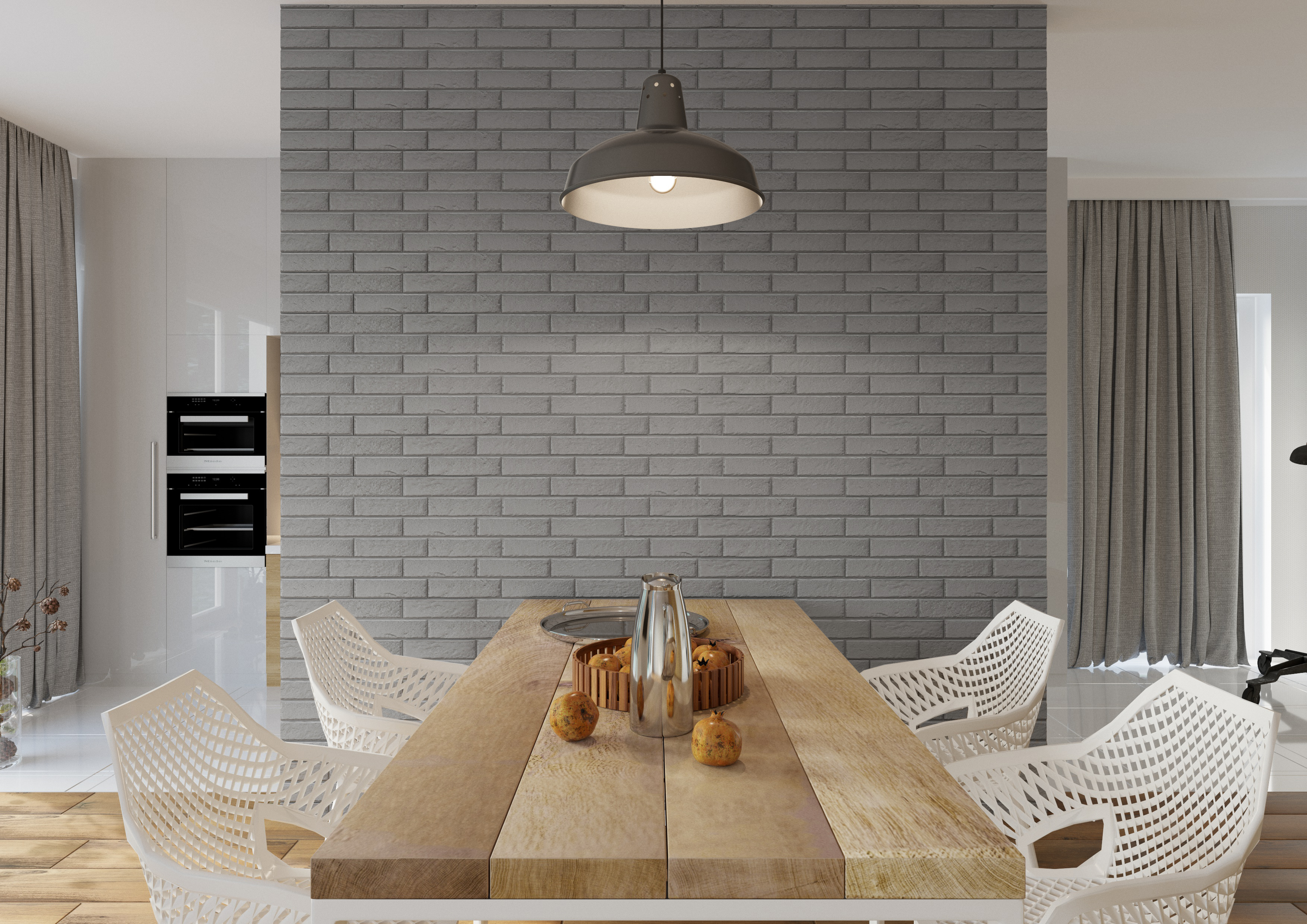 плитка фасадная польская фабрика Cerrad коллекция Foggia gris
