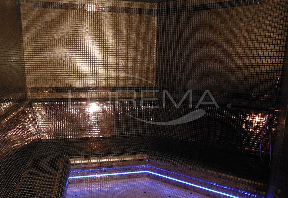 Паровые турецкие бани, хамамы