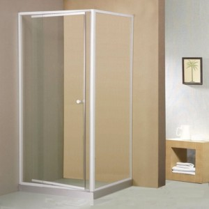 Квадратная душ кабина 820-1000x800mm Л П вариант