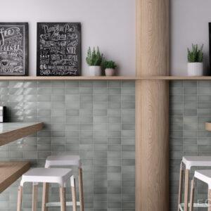 Испанская плитка для ванной Equipe Crackle