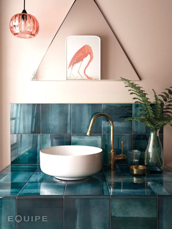 Испанская плитка для ванной Equipe Habitat