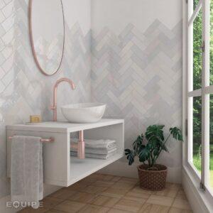 Испанская плитка для ванной Equipe La Riviera