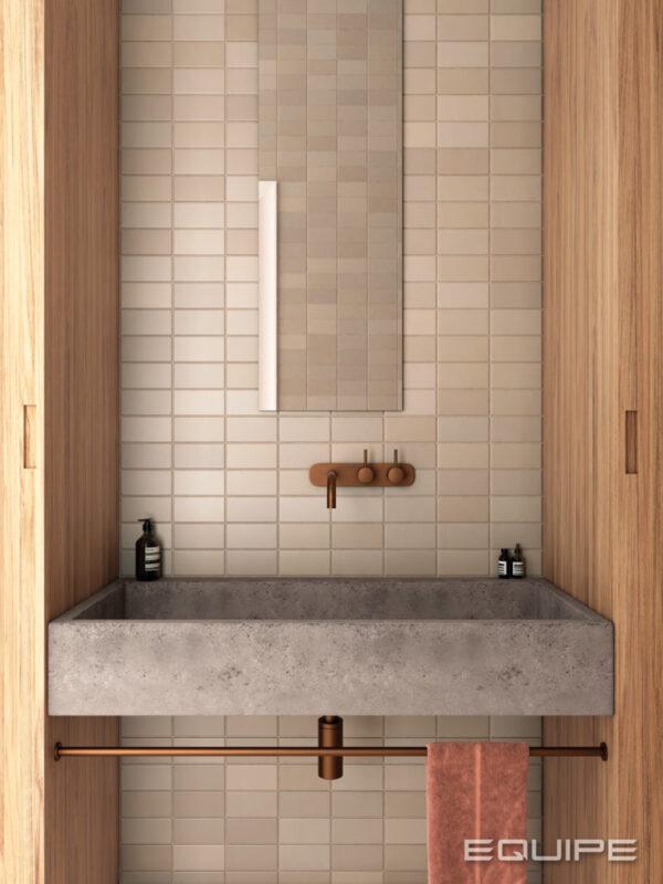 Испанская плитка для ванной Equipe Matelier