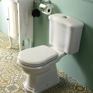 Напольный унитаз Kerasan (Италия) Kombi WC Retro