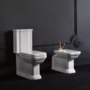 Напольный унитаз Kerasan (Италия) Kombi WC Waldorf