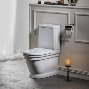 Напольный унитаз Sapho (Чехия) Kombi WC Antik