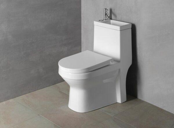 Напольный унитаз Sapho (Чехия) HYGIE WC Close Coupled