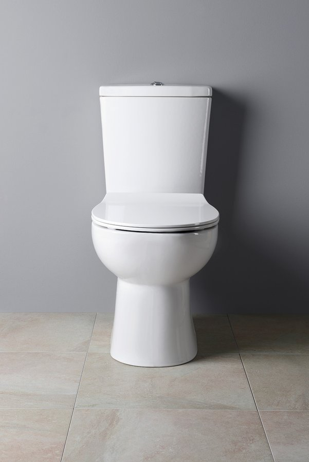 Напольный унитаз Sapho (Чехия) KAIRO WC combi Combined Bidet